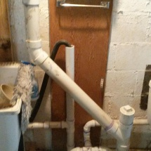 4)Upstairs-and-Downstairs-drains-hooked-to-main-sewer-line-with-a-cleanout-plug