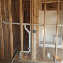 in-wall-drains-roughed-in