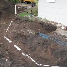 replaced-main-sewer-line-of-house-with-a-cleanout-by-tank